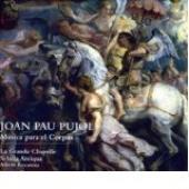 Album artwork for Pujol: Music for Corpus Christi