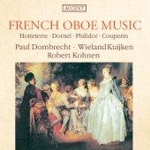 Album artwork for FRENCH OBOE MUSIC