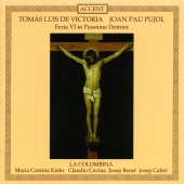 Album artwork for TOMAS LUIS DE VICTORIA / JOAN PAU PUJOL