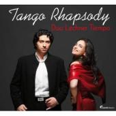 Album artwork for Duo Lechner Tiempo: Tango Rhapsody