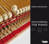 Album artwork for DISCOVERING THE PIANO