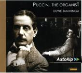 Album artwork for PUCCINI, THE ORGANIST