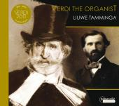 Album artwork for Verdi The Organist