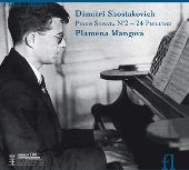 Album artwork for SHOSTAKOVICH: PIANO SONATA NO. 2 - 24 PRELUDES