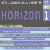 Album artwork for Horizon 1: Premieres 2007