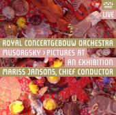 Album artwork for Mussorgsky: Pictures at an Exhibition / Rco
