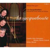 Album artwork for THE SACKBUT / Les Sacqueboutiers
