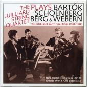 Album artwork for The Julliard String Quartet