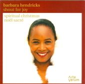 Album artwork for Barbara Hendricks: Shout for Joy