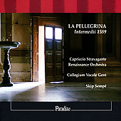 Album artwork for Capriccio Stravagante: La Pellegrina, Intermedii 1