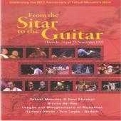 Album artwork for FROM THE SITAR TO THE GUITAR
