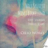 Album artwork for Schumann - Brahms: Cello Works