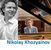 Album artwork for Piano Recital by Nikolay Khozyainov