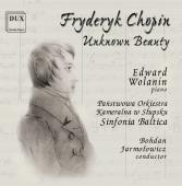Album artwork for CHOPIN- UNKNOWN BEAUTY
