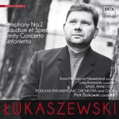 Album artwork for Lukaszewski: Musica Sacra vol.1 / Gaudium et Spes,