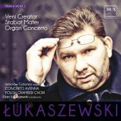 Album artwork for Lukaszewski: Musica Sacra vol.2 / Veni Creator, et