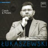 Album artwork for Lukaszewski: Musica Sacra Vol.3 /  Carols & Motets