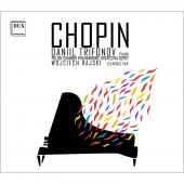 Album artwork for Chopin: Piano Concerto 1, Pieces / Trifonov