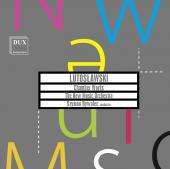 Album artwork for Lutoslawski: Chamber Works