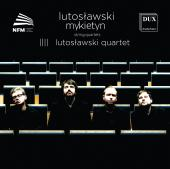 Album artwork for Lutoslawski: String Quartets