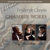 Album artwork for CHOPIN: CHAMBER WORKS