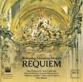 Album artwork for Mozart: Requiem