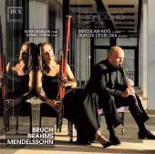 Album artwork for Bruch, Brahms & Mendelssohn: Trios