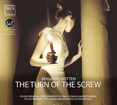 Album artwork for Britten: The turn of the screw, Op. 54