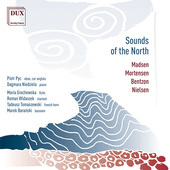 Album artwork for SOUNDS OF THE NORTH
