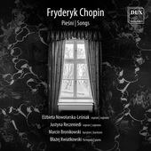 Album artwork for Chopin: Polish Songs