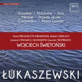 Album artwork for Lukaszewski: Musica Profana 2