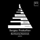 Album artwork for Prokofiev: Piano Works