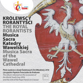 Album artwork for Musica Sacra of the Wawal Cathedral
