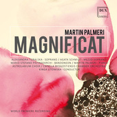 Album artwork for Martín Palmeri: Magnificat