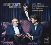 Album artwork for Chopin: Piano Concertos, Opp. 11 & 21