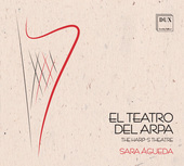 Album artwork for The Harp's Theatre - Harp music in Spain in the 17