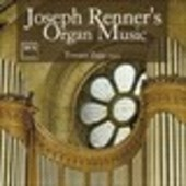Album artwork for J. Renner: Organ Music, Zajac