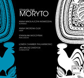 Album artwork for STANISLAW MORYTO