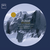 Album artwork for Ávarp: Prologue - Icelandic Chamber Music