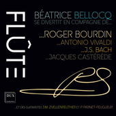 Album artwork for Béatrice Bellocq se divertit en compagnie de... R