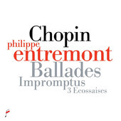 Album artwork for BALLADES  IMPROMPTUS  ECOSSAIS
