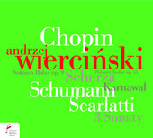Album artwork for CARNAVAL  SONATAS  SCHERZOS / Wiercinski