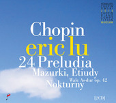 Album artwork for Chopin: 24 PRELUDES  MAZURKAS  WALTZ