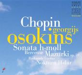 Album artwork for Chopin: SONATA B MINOR  MAZURKAS OP.59