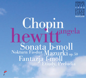 Album artwork for Chopin: SONATA OP.35  FANTASY OP.49 / Hewitt