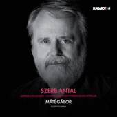 Album artwork for Szerb Antal Novellák (Short Stories from Antal Sz