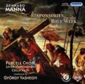 Album artwork for Manna: Responsories for Holy Week