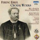 Album artwork for Erkel: Choral Works