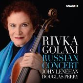 Album artwork for Russian Concert / Riva Golani