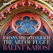 Album artwork for Bach: The Art of Fugue